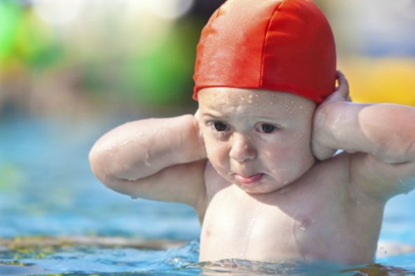 درمان گوش شناگر